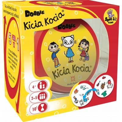 Rebel gra Dobble Kicia Kocia 81685