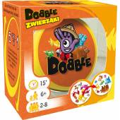 Rebel Gra Dobble Zwierzaki 48701