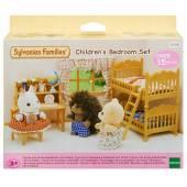 SYLVANIAN Wiejski pokój dziecięcy łóżko piętrowe 05338