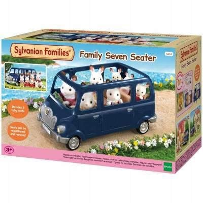 SYLVANIAN Rodzinny siedmioosobowy minivan 05274
