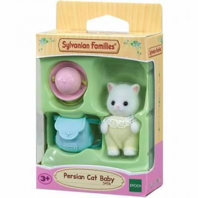 Mały perski kotek sylvanian families 5456