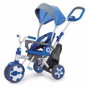Rowerek trójkołowy Little Tikes 4w1 niebieski 640162