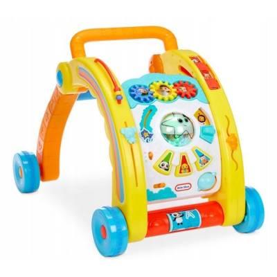 LITTLE TIKES BABY BUM Chodzik interaktywny 3w1 652547
