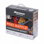Marioinex Klocki Mini Wafle konstruktor expert 141 el