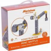 Klocki mini Wafle Marionex Budowniczy 90 elementów