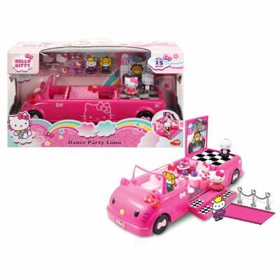 Hello Kitty Taneczna limuzyna 2 fugurki 324-7000