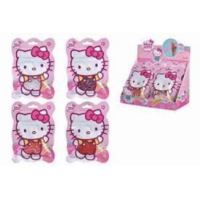 Hello Kitty Saszetka z błyszczącą masą plastyczną