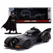 JADA Auto z figurką Batman Batmobile 1:32 321-3006