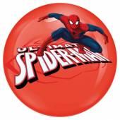 Spider Man Piłka świecąca mix wzorów