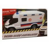 DICKIE Ambulans SOS IVECO DAILY Ambulance KARETKA