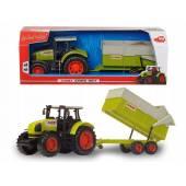 Dickie traktor CLASS Ares z przyczepą 373-9000