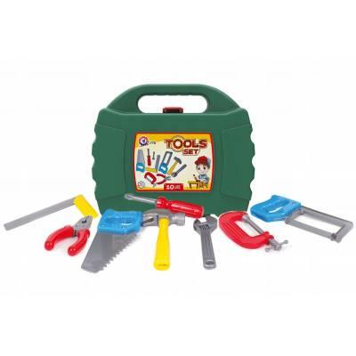 Walizka z narzędziami warsztat UA TechnoK TEH4371 04371