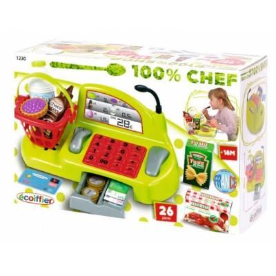 Chef Kasa sklepowa dla dzieci Ecoiffier 7600001230