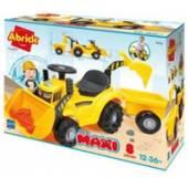 Abrick Duży Traktor z przyczepką 7600007850 78500
