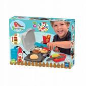 Ecoiffier zestaw grillowy dla dzieci 7600004665