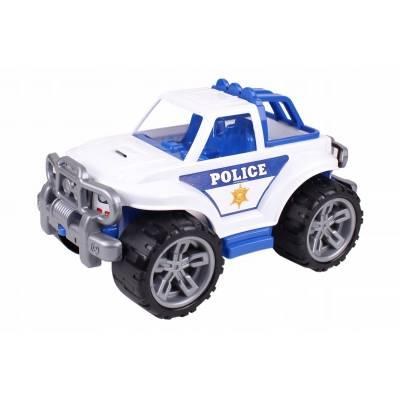 Terenówka policja w siatce TechnoK TEH3558 03558