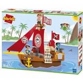 Abrick Ecoiffier Klocki Zestaw Statek Piracki 7600003023