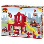 Abrick Remiza strażacka z samochodami 7600003026