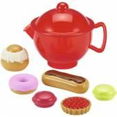 Ecoiffier czajniczek do herbaty z ciasteczkami 7600000945