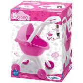 Ecoiffier Wózek plastikowy dla lalek 7600002847