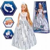 Steffi Lalka w sukni z kryształami  573-3466