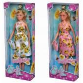 Lalka Steffi w słonecznikowej sukience 573-3476