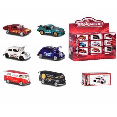 Majorette Vintage VW box 6rodz 205-2017