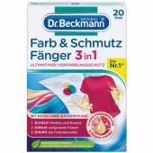 Dr.Beckmann Farb & Schmutz Fanger Chusteczki 22szt