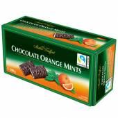 Maitre Chocolate Orange Mints 200g/16