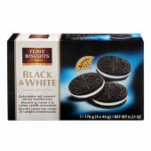 Feiny Biscuits Black White Ciast 176g