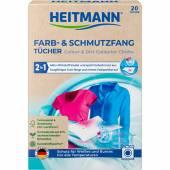 Heitmann Farb & Schmutz Fangtucher 20szt
