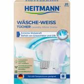 Heitmann Wasche Weiss Chusteczki 20szt