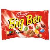Big Ben Bunte Dragierte Erdnusse Czerwony 250g
