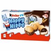 Kinder Happy Hippo Cacao 5szt 103gr/10