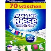 Weißer Riese Universal Proszek 70p 3,85kg