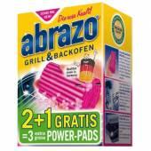 Abrazo Grill & Backofen Czyścik 3szt