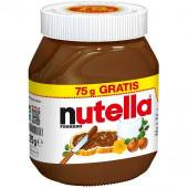 Nutella Krem Czekoladowy 825g
