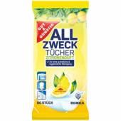 G&G Allzweck Tucher Citron Chusteczki 80szt/6