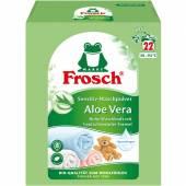Frosch Aloe Vera Sensitiv Waschpulver 18p 1,35g
