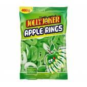 Jolly Joker Apple Rings Żelki 400g