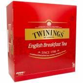 Twinings English Breakfast Tea 100 Torebek 200g