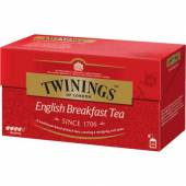 Twinings English Beakfast Herbata 25szt 50g