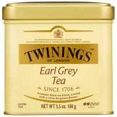 Twinings Earl Grey Tea Herbata Puszka 100g