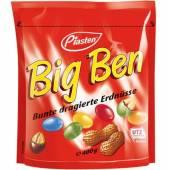 Big Ben Bunte Dragierte Erdnusse Czerwony 400g