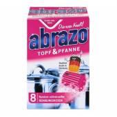 Abrazo Topf & Pfanne Czyściki 8szt