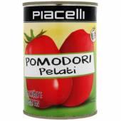 Piacelli Pomodori Pelati Pomidory Całe 400g