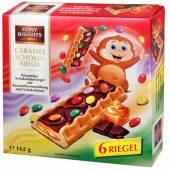 Feiny Biscuits Caramel Schoko Snack 6szt 162g