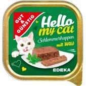 G&G Hello My Cat Schlemmerhappen Wild 100g