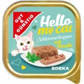 G&G Hello My Cat Schlemmerhappen Forelle 100g