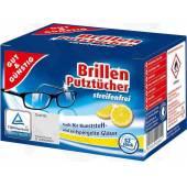 G&G Brillen Putztucher Chusteczki 54szt